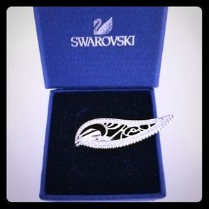 NWOB SWAROVSKI Tinkerbell Wing Ring